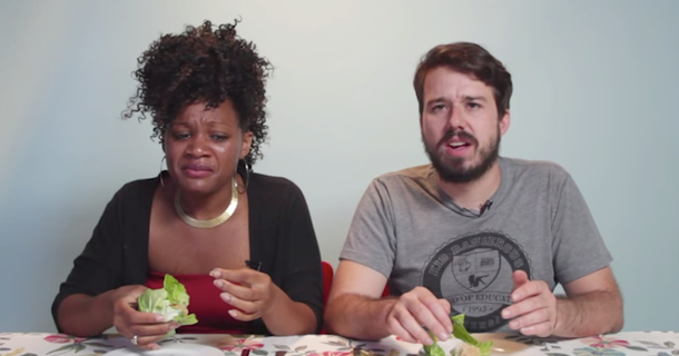 Random People Try Jewish Food For The First Time
